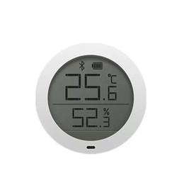 Xiaomi Digital Bluetooth-Thermometer und elektronischer Tintenbildschirm Hygrometer 30 Tage automatische Datenerfassung durch meine Home-App von Fabrikanten