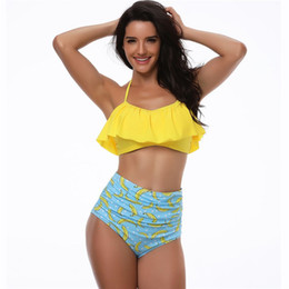 4f1c98870d4 iMaySon Womens Deep V High Waist One-piece Fashion Bikini suits Sexy  Swimming Suits Comfort Backless Swimwear Wholesale Low Price Discount