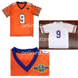 2020 abbigliamento universitario 9 Bobby Boucher Jersey The Water Boy Film uomini del calcio Jersey di alta qualità Outdoor Apparel College Football americano Wears sconti abbigliamento universitario