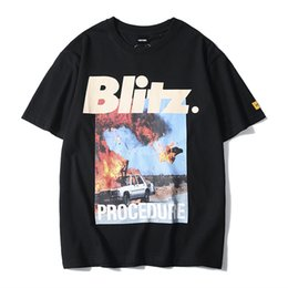 6f9715c097 Discount funny movie t shirts - HISTREX Blitz Movie Mens Streetwear Men T  Shirt Short Sleeve