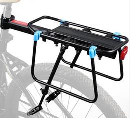 2019 racks cycling Bicicleta Portaequipajes Cargo Estante trasero 20-29 pulgadas Bicicletas Instalar Herramientas Estante Ciclismo Tija de sillín Titular de la bolsa Soporte Bastidores racks cycling baratos