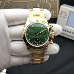 Deutschland AR Luxusuhr 904L grüne Platte automatische mechanische 4130 Bewegung automatische Uhr Herren Luxus Top-Technologie Multifunktions-Timer supplier technology watch Versorgung