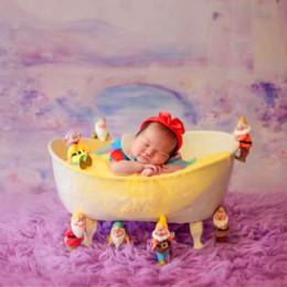 Accessoires de baignoire pour bébé accessoires de photographie pour nouveau-né séance photo pour bébé ornements baignoire étanche accessoires de baignoire ? partir de fabricateur