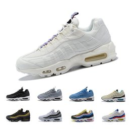 c45a625db7 Brand New Ultra Air 20th Anniversary 95 OG Maxes Neon Men Running Shoes  Sports 95s Mens Trainers Tennis Sneakers Zapatos Size 36-45 discount air 95