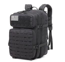 36 fãs on-line-Mochila tática ombro militar ventilador saco de camuflagem ao ar livre ação do Mar Vermelho com o mesmo parágrafo de atualização para aumentar a mochila tática