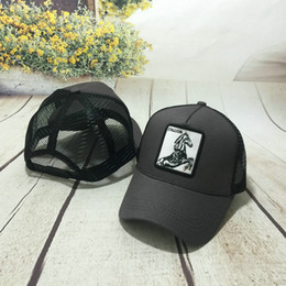 2019 hysteresenhasser rosa Snapback Mesh Fitted Baseball Caps Männer Lässige Baseballmütze Animal Farm Casquette Sun Mesh Trucker Cap
