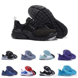 Argentina Nike AIR Presto Barato de lujo PRESTO 5 BR QS Breathe Negro Blanco Amarillo Rojo Zapatos para hombre Zapatillas de deporte Zapatillas de deporte de las mujeres Hombres calientes Suministro