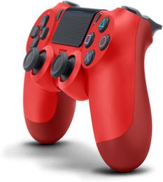 mini gamepad para android Desconto Controlador de jogo com fio para PS4 Joystick Gamepad PS4 Game Controller Play Station Gamepad Com pacote de varejo Box normal 4 cores grátis DHL