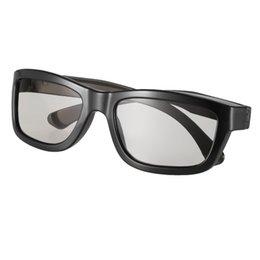 2aff2142e Óculos 3D Passivos Lentes Circulares Polarizadas para TV Polarizada Real D  3D Cinemas para Sony Panasonic LG Philips philips sony barato