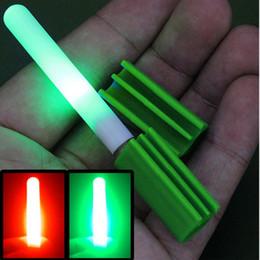 горные аксессуары Скидка Lamp Rock Night Luminous Sea Float Electronic Glowing Accessories Removable Durable Fishing Rod Led Light Stick Waterproof#137