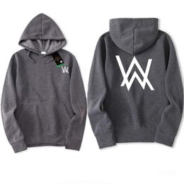 020858a0a57c8c Hip Hop Streetwear Alan Walker DJ Hoodies Hohe Qualität Mit Kapuze  Sweatshirt Männer Frauen Hoodie Beiläufige Lose Markenkleidung rabatt alan  walker hoodie