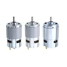 Canada Support de moteur / moteur à engrenages 775/795/895 DC 12V-24V 3000-12000RPM Motor Offre