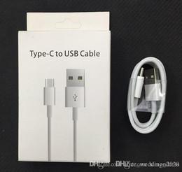 Con caja de paquete minorista Para A ++++ Original OEM Calidad 1m 3ft Tipo C USB Sync Charger V8 Cable para Samsung S7 S8 S9 Note7 9 Huawei LG Xiaomi desde fabricantes