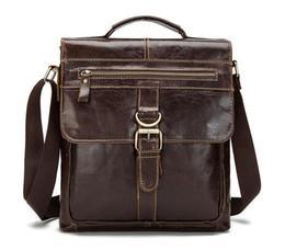 Pasta de couro genuíno designer de homens messenger bags marca pequeno zíper homens casual maleta de trabalho de negócios bolsa de ombro de