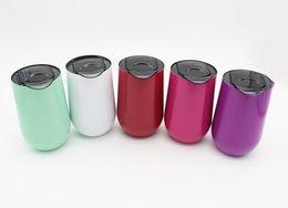 цветные флейты Скидка Винная кружка для пива на 16 унций Изотермический стакан из нержавеющей стали