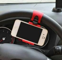 2019 Araç Tutucu Mini Hava Firar Direksiyon Klip Dağı Cep Telefonu Mobil Tutucu Evrensel iPhone Destek Braketi Standı nereden