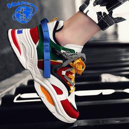 2019 zapatos de hip hop del invierno HUANQIU Zapatos Hombre Zapatillas de  deporte de Alta Calidad a27026e712b