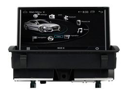 Chargeur de voiture audi en Ligne-7.0 pouces Android4.4.4 3 voies USB Autoradio CAR RADIO VOITURE Lecteur DVD GPS Navigation multimédia pour AUDI Q3 2011-2018 RMC