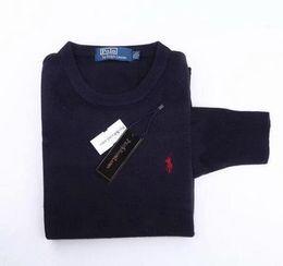 Шерстяная толстовка для мужчин онлайн-Шерстяной свитер с капюшоном для мужчин Свитера с о-образным вырезом Трикотажный теплый пуловер мужского сулера Pull Plus размер S-3XL Мужской свитер Pol Kanye West Hoodie