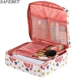 5e0b78d7d7 Discount korean makeup brands - SAFEBET Brand Multifunction Organizer  Waterproof Portable Makeup Bag Man Women Cosmetic