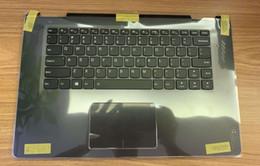 2019 computadoras portátiles epc 5CB0M14183 Yoga 710-15IKB reposamanos con el teclado con touchpad