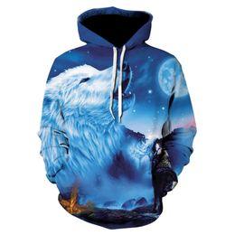 Толстовка в покере онлайн-Devin Du 3D Hoodies Poker Hoodie Men Women Sweatshirt  Tracksuits Quality Plus Size Streetwear Drop Ship Hoody plus size