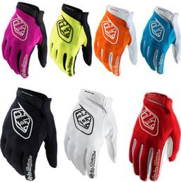 2019 беговые перчатки Оптовая Велосипедные перчатки мотокроссу Велосипед Гонки полный Finger MTB велосипедные перчатки дышащий MTB-роуд