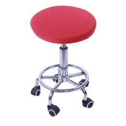 stuhl Rabatt Günstige Kreative Runde Hocker Set Niedlichen Kissen Stumpf Runden Stuhl Sitzkissen Set Stuhlabdeckung Barhocker Abdeckung