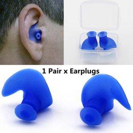 Couleur al/éatoire F-blue Voyage R/éducteur Sommeil Bruit Oreille Plug Mousse Earplug Protector