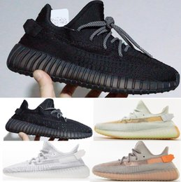 Yeezy lacets en Ligne-Adidas yeezy boost nmd sply 350 V2 2019 Hommes Femmes Chaussures De Course Argile Hyperspace Ture Forme TRFRM Sneakers Geode Inertia Coureur Chaussures Statiques Baskets Dentelle