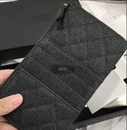 Großhandel - Echtes Leder Handy Tasche Kartenhalter Reißverschluss Poucht Münze Pocket Caviar lange Brieftasche heißer Verkauf Leder Brieftaschen von Fabrikanten