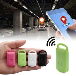 motor tracks Promo Codes - Car Motor Tracker Kids Pets Wallet Keys Alarm Locator Realtime Finder Device Automobiles Tracking GPS Accessories