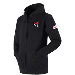 Lol hoodie онлайн-Лига Легенд KT Team равномерное с длинными рукавами harajuku плюс бархат мужская толстовка толстовка игры LOL KT Rolster Team толстовки