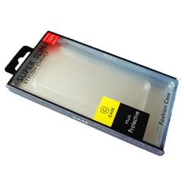 Canada 2019 Universel en plastique vide PVC boîte de vente au détail pour cas de téléphone iphone X 8 7 6 6 S, plus Samsung Galaxy S6 S7 bord S8 Offre