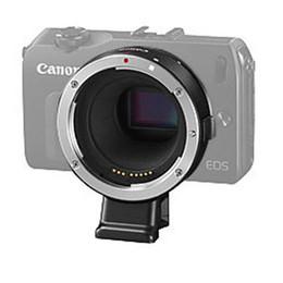 adaptateur de montage c Promotion Adaptateur de montage d'objectif de mise au point automatique EF-EOS M MOUNT pour Canon EF EF-S Objectif pour appareil photo Canon EOS sans miroir