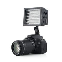 Freeshipping 160 levou estúdio de luz de vídeo para canon para nikon camera dv camcorder estúdio de fotografia profissional de alta qualidade de