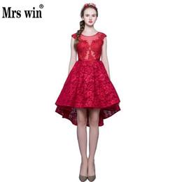 06293e9d06 Discount Dress Sexy Banquet   Sexy Lace Banquet Dress Short 2019 on ...