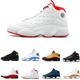 nike air jordan retro aj13 13s AAA Qualité Hommes Chaussures de Basketball  Elevé Chat Noir Il A Obtenu Le Jeu Chris Paul Away 2019 XIII Hommes  Athlétisme ... 0d9f79cc4