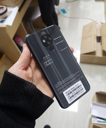 2019 загрузить goophone sim бесплатно Goophone HWei Mate 20 X 20X шоу 4G Smart Goophone mater Мобильный телефон Полноэкранный 2GB RAM 16GB ROM Сканер отпечатков пальцев Сотовый смартфон