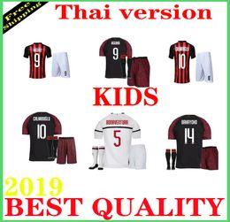 Wholesale Ac Milan Kids Jersey - Buy Cheap Ac Milan Kids