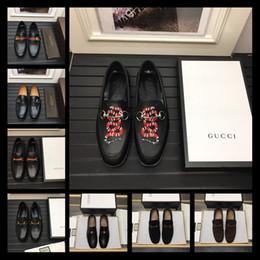 2019 хаки обувь для мужчин Итальянский горячий бренд продаж черный и хаки холст обувь роскошный бренд мужчины мокасины черный холст кожа стельки мужская повседневная обувь мужская дешево хаки обувь для мужчин