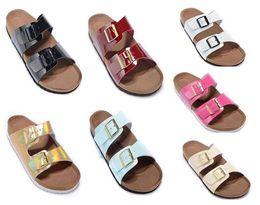 sandálias de cortiça Desconto Fivelas das mulheres dos homens das fivelas de 2019 sandálias, chinelos da cortiça dos homens, streetwear à moda confortável