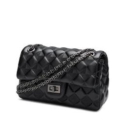 2019 borsa di serpente Le borse a tracolla calde di Marmont incatenano il messaggio femminile di alta qualità della borsa delle borse della borsa a tracolla della catena delle donne famose del progettista Trasporto libero sconti borsa di serpente