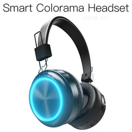 Reloj mp3 bluetooth resistente al agua online-JAKCOM BH3 Smart Colorama Headset Nuevo producto en auriculares Auriculares como reloj inteligente canciones mp3 rusas a prueba de agua reloj inteligente