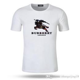 Yaz erkek Giyim T-shir 5xl Erkekler T-shirt Kısa Kollu T Gömlek Adam Elbise Slim Fit Çapa Koleji Rahat Pamuk Tee Gömlek cheap man anchor shirt nereden erkek çapa gömlek tedarikçiler