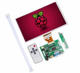 Canada 9.0 pouces Orange Pi PC Banana Pi M3 / Pro Écran LCD Moniteur TFT LCD AT090TN10 + Kit Carte de commande d'entrée HDMI VGA Offre