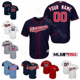 Minnesota beyzbol ikizler 9 Marwin Gonzalez Jersey 17 Jose Berrios 64 Willians Astudillo 22 Miguel Sano 7 Joe Mauer Nelson Cruz Özel Ad nereden
