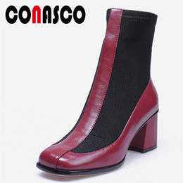 cfa38aa7fc Red Leather Dance Ankle Boots Coupons, Promo Codes & Deals 2019 ...