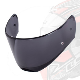 Smoke LS2 FF390 Visiera Breaker Casco Pinlock Pin Ready
