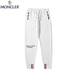 cravate étiquettes en gros Promotion Pantalon causal des nouveaux hommes 2019 été hc19590503